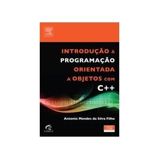 Livro - Introdução a Programação Orientada a Objetos Com C++ - Silva Filho
