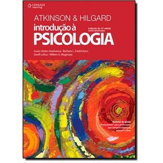 Livro - Introdução à Psicologia: Atkinson e Hilgard - Nolen-Hoeksema