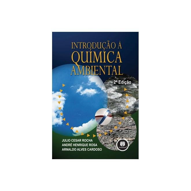 Livro - Introdução à Química Ambiental - Rocha