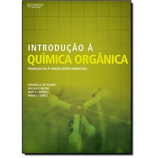 Livro - Introdução à Química Orgânica - Bettelheim