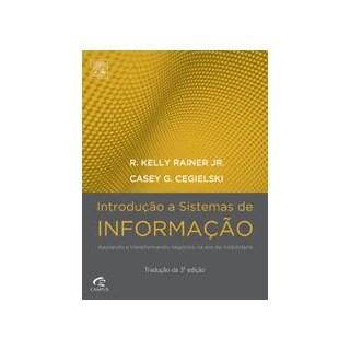 Livro - Introdução a Sistemas de Informação - Rainer