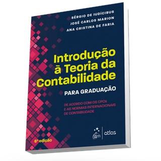 Livro - Introdução á Teoria da Contabilidade - Iudícibus