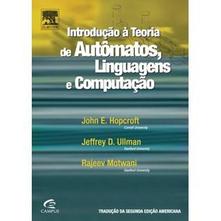 Livro - Introdução a Teoria de Autômatos, Linguagens e Computação - Ullman