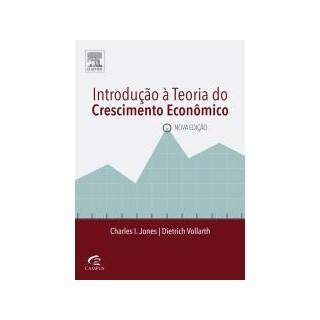 Livro - Introdução a Teoria do Crescimento Econômico - Jones