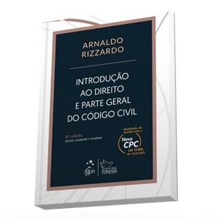 Livro - Introdução ao Direito e Parte Geral do Código Civil - Rizzardo