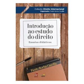 Livro - Introdução ao Estudo do Direito - Borba Casella 1º edição