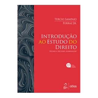 Livro - Introdução ao Estudo do Direito - Ferraz