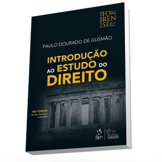 Livro - Introdução ao Estudo do Direito - Gusmão
