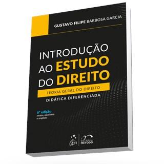 Livro - Introdução ao Estudo do Direito - Teoria Geral do Direito - Garcia