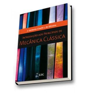 Livro - Introdução aos Princípios de Mecânica Clássica - Oliveira