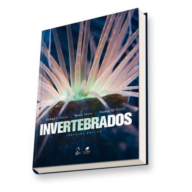 Livro - Invertebrados - Brusca - Guanabara
