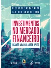 Livro Investimentos no Mercado Financeiro Usando a Calculadora HP