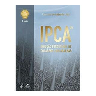 Livro - IPCA® - Indução Percutânea de Colágeno com agulhas - Lima