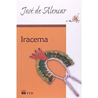 Livro Iracema - José de Alencar - FTD