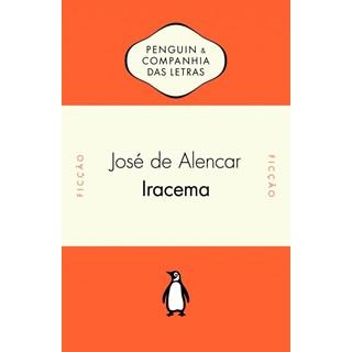 Livro - Iracema - José de Alencar - Penguin