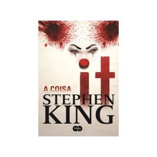 Livro - IT A Coisa - Stephen King  - Suma das Letras