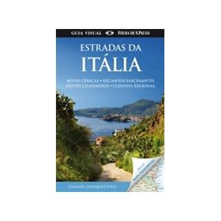 Livro - Itália - Guia Estradas