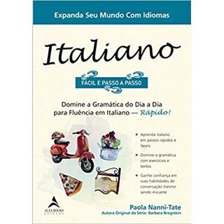 Livro - Italiano Fácil e Passo a Passo - Nanni-Tato