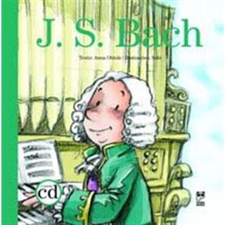 Livro - J. S. Bach - Obiols - Panda Books