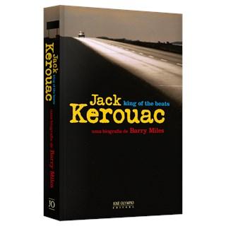 Livro - Jack Kerouac - Miles - José olympio