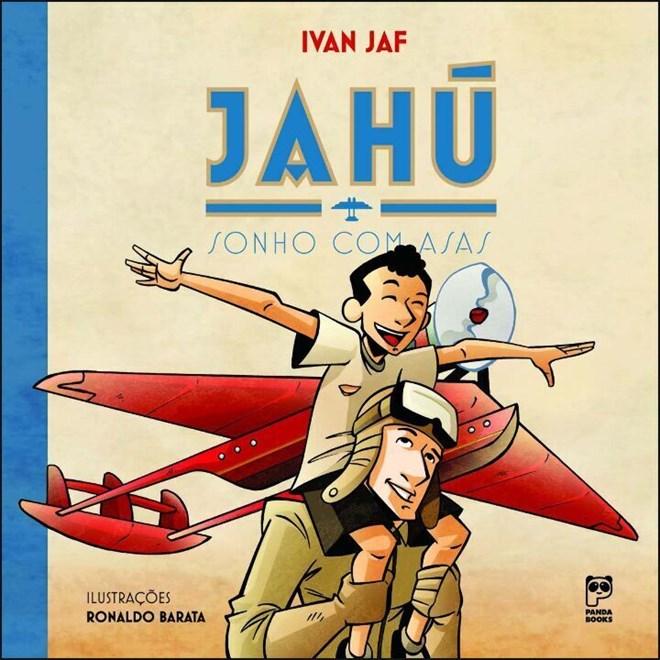 Livro - Jahu - Jaf - Panda Books