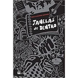 Livro Janelas de Dentro - Martinelli - FTD