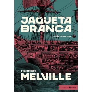 Livro Jaqueta Branca - Melville - Zahar