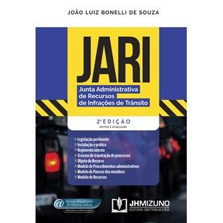 Livro JARI - Souza - Jh Mizuno