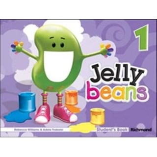 Livro - Jelly Beans 1 - Student Book  - Richmond