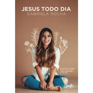 Livro - Jesus Todo Dia - Rocha
