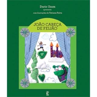 Livro - João Cabeça de Feijão - Uzam - Panda Books