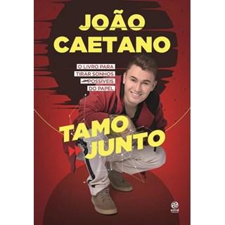 Livro - João Caetano - Tamo Junto