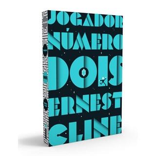 Livro Jogador Número Dois - Cline - Intrínseca