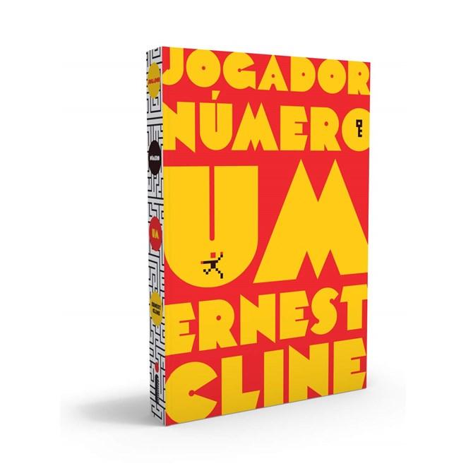Livro Jogador Número Um - Cline - Intrínseca