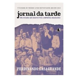 Livro - Jornal da Tarde - Casagrande 1º edição
