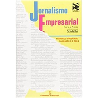 Livro - Jornalismo Empresarial - Torquato - Summus