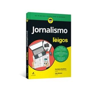 Livro - Jornalismo Para Leigos - Barbeiro