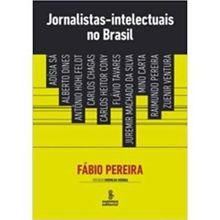 Livro - Jornalistas-Intelectuais no Brasil - Pereira - Summus