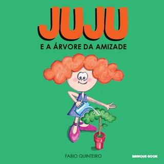 Livro - Juju e a Árvore da Amizade