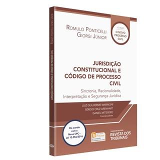 Livro - Jurisdição Constitucional e Código de Processo Civil - Junior