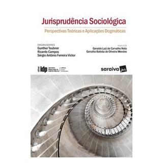 Livro - Jurisprudência Sociológica - Edição 2020 - Série IDP - Teubner 1º edição