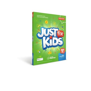 Livro - Just for Kids - 1 Ano - BNCC - Positivo