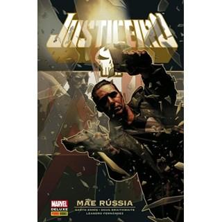 Livro - Justiceiro: Mãe Rússia  - Ennis
