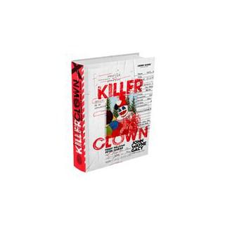 Livro - Killer Clown Profile: Retrato de um Assassino - Sullivan 1º edição