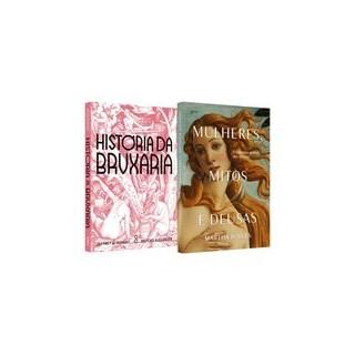 Livro - KIT Deusas e Bruxas - Russell 1º edição