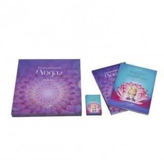 Livro - Kit Essencialmente Yoga - Pacheco