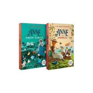 Livro - Kit Melhores adaptações em séries (Anne de Green Gables) - Montgomery 1º edição