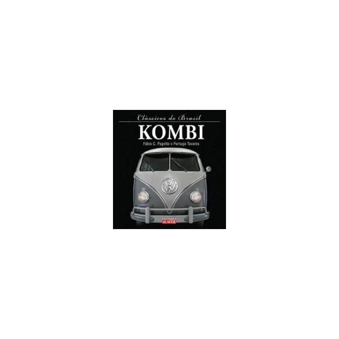 Livro - Kombi - Clássicos do Brasil - Tavares
