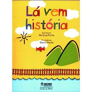 Livro - Lá Vem História - Prieto