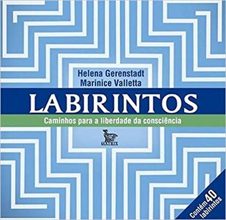 Livro - Labirintos - Gerenstadt - Baralho